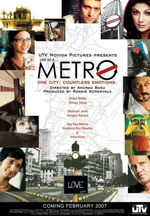 Życie w metropolii Bollywood