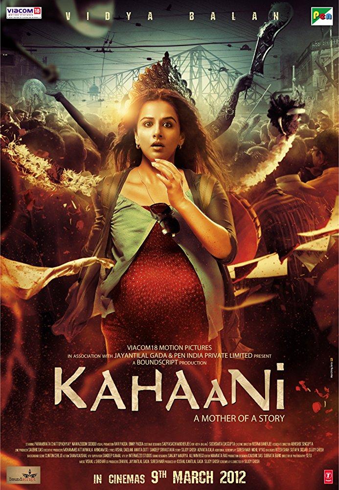 Poster Kahaani 2012