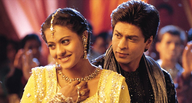 Kajol SRK Bollywood