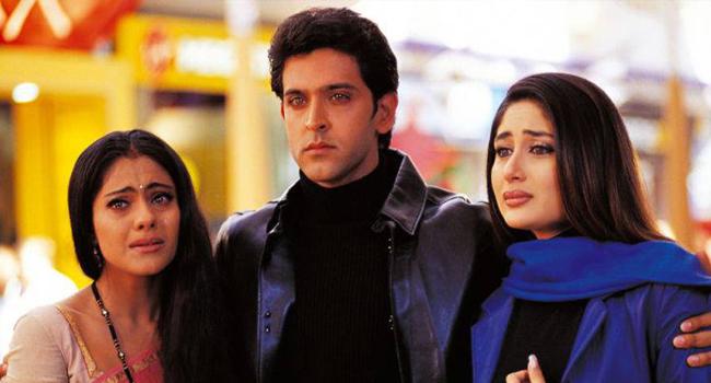 Kajol Kareena Kapoor Hrithik Roshan
