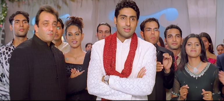 Dus Abhishek Bachchan