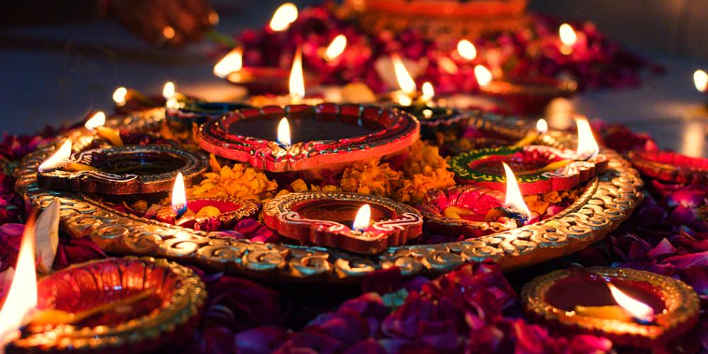 Święto świateł - Diwali