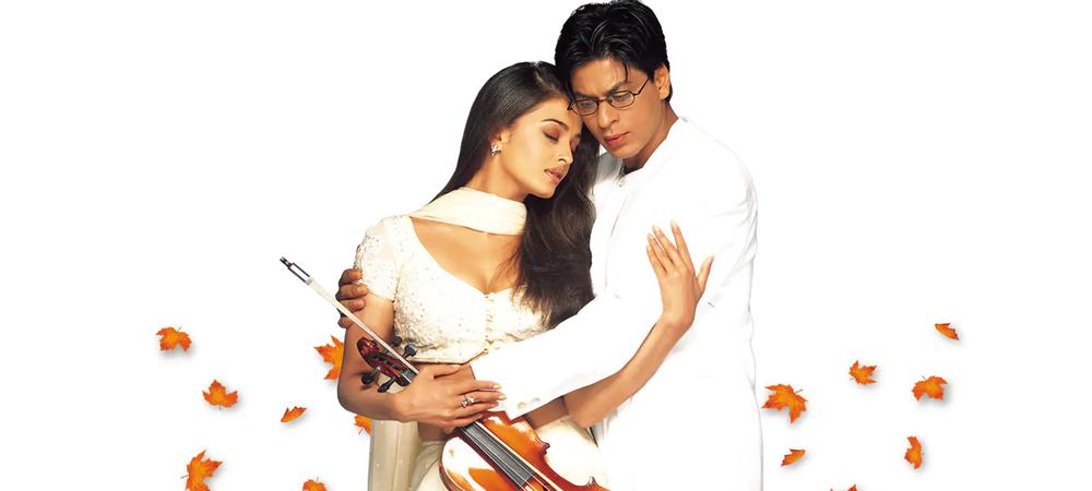 SRK i Aishwarya Rai