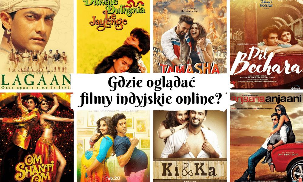 Gdzie oglądać filmy indyjskie online