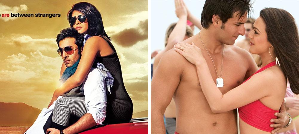 Anjaana Anjaani (2010) i Salaam Namaste (2005)
