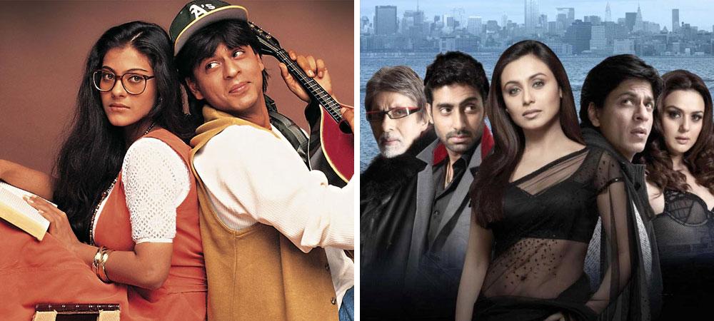 Ulubione filmy Bollywood