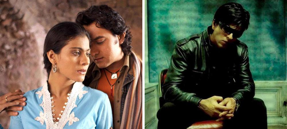 Kajol Aamir SRK