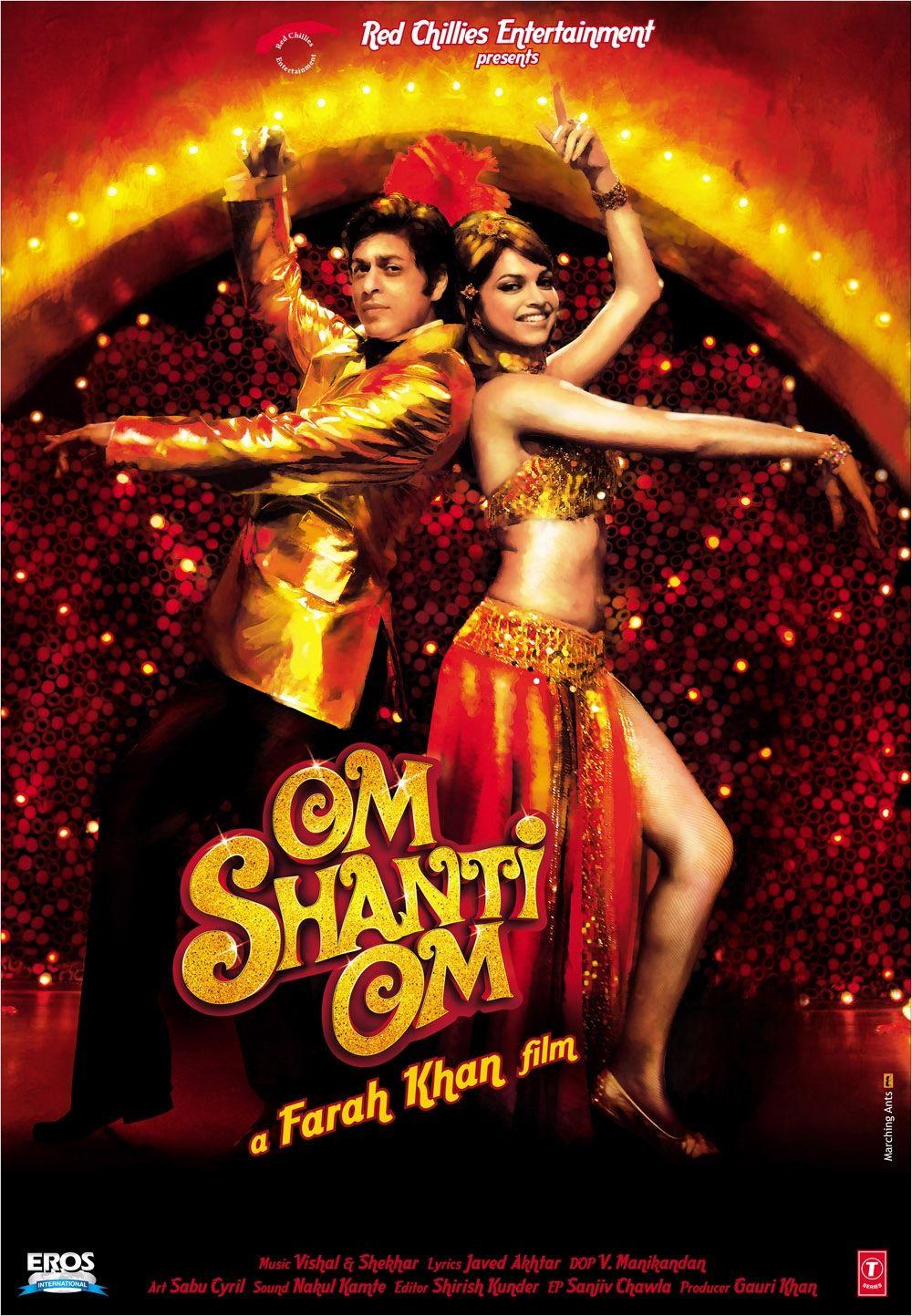 Om Shanti Om plakat