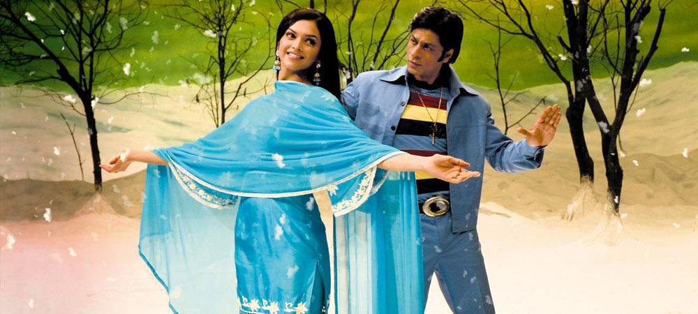Shah Rukh Khan i Deepika Padukone