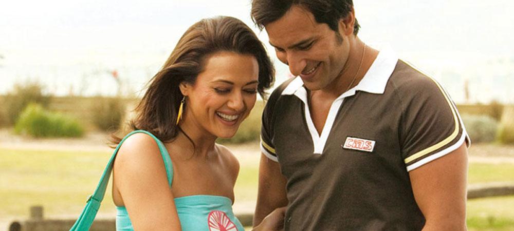 Preity Zinta i Saif Ali Khan