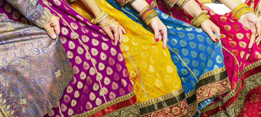 Indyjskie ubrania