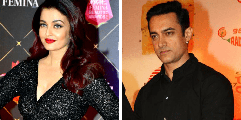 Aishwarya Rai Bachchan i Aamir Khan