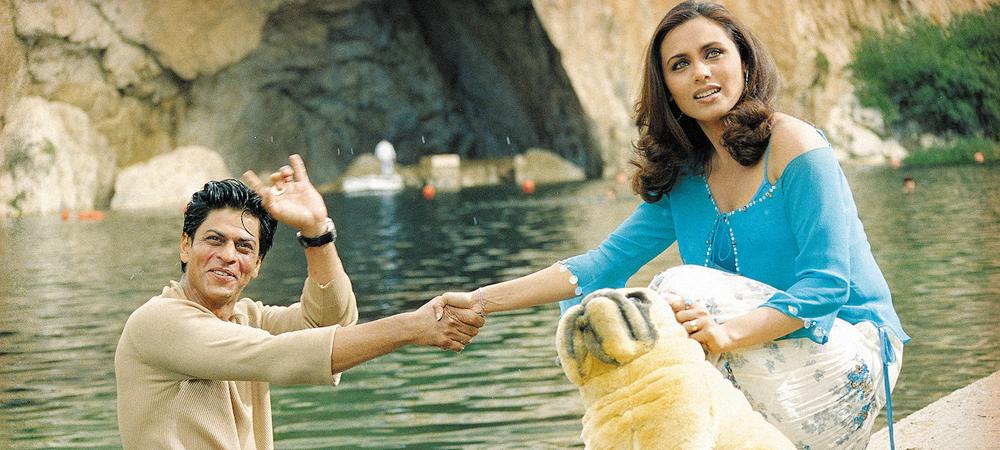 Rani and SRK